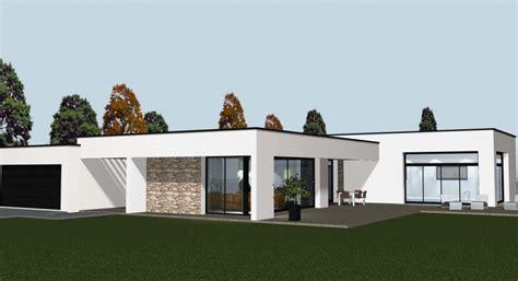 construire une maison contemporaine et toiture cocoon habitatcocoon habitat