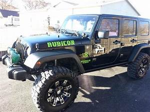 rubicon with army stencil font jeep wrangler hood side decals With rubicon lettering