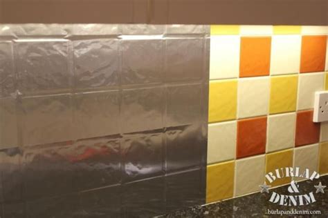 stainless steel kitchen backsplash rental rehab 13 removable kitchen backsplash ideas