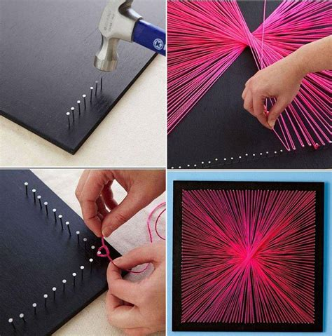 Before even thinking to begin a project such as this, you need to have the. Inexpensive DIY Wall Decor Ideas and Crafts