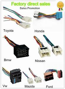 Update For Suzuki Using Wiring Electric Car Stereo Iso Connector Wire Harness