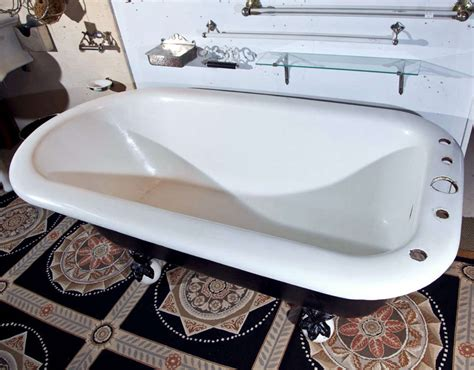 Sherle Wagner Italy Sink by Rare J L Mott Bathtub At 1stdibs