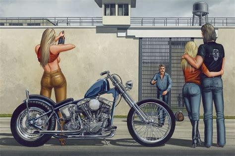 The 25+ Best Motorcycle Art Ideas On Pinterest