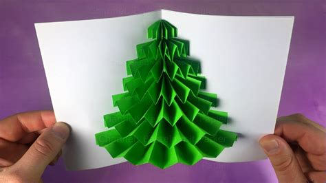 pop  weihnachtskarten basteln mit papier diy geschenke