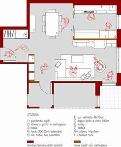 Progetto online 40 mq Architettura a domicilio®