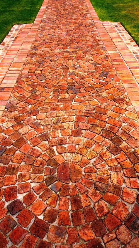 best 25 brick paving ideas on brick path