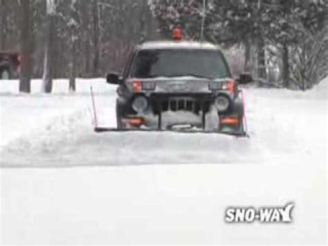 sno   series snow plow youtube