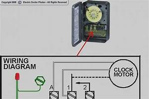 Diagram  Intermatic Photocell Wiring Diagram With Timer