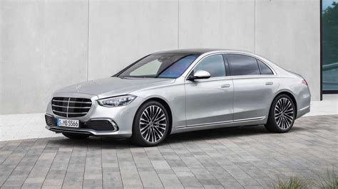 Obviously, the government's estimates will vary between the two different powertrains, and we expect the larger of the engines to. 2021 Mercedes-Benz S-Class Exterior | Motor1.com Photos