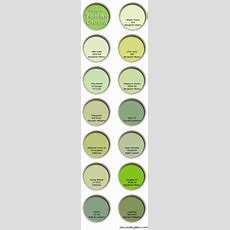Green Paint Colors Favorite Picks From Designers