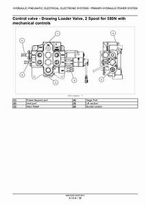 Case 580 Mechanical Brake Diagram