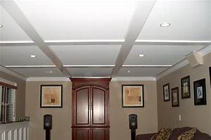 Diy Coffered Ceiling Kit Diy Do It Your Self