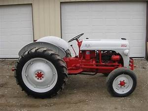 Diagram 1950 Ford 8n Tractor