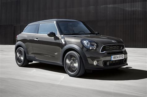 2018 Mini Paceman Gains Power New Face At Beijing Show