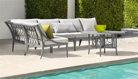 Outside Furniture Stores by Sectional Michael Berman For Brown Outdoor
