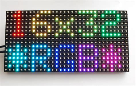Search all products, brands and retailers of rgb wall lamps: Medium 16x32 RGB LED matrix panel , from Adafruit for €29.92