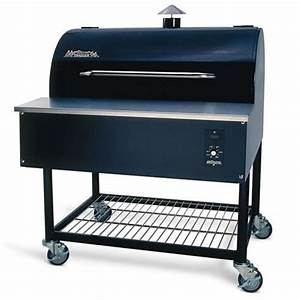 Traeger BBQ 125 Executive Pellet Grill and Smoker - Free
