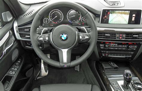 Suv Review 2014 Bmw X5 Xdrive50i Driving