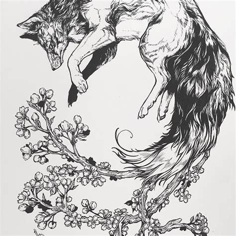 mandala wolf ideas  pinterest wolf tattoo