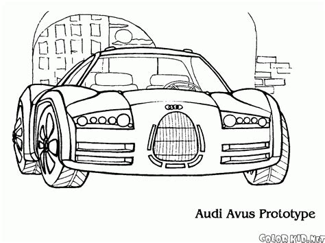 Kleurplaat Bmw E60 by Coloring Page Cars