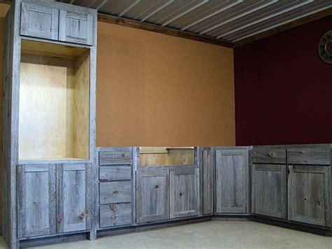 gray wood kitchen cabinets weathered gray barn wood kitchen barn wood furniture
