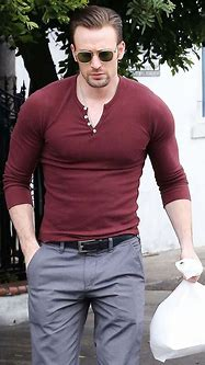 Famous Eye Candy: Chris Evans Fit and Hot