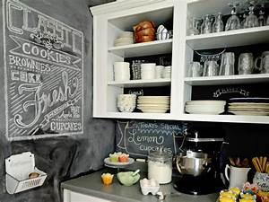 Inexpensive kitchen backsplash ideas pictures from hgtv for Backsplash ideas for kitchens inexpensive