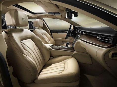 Most Luxurious Car Interiors