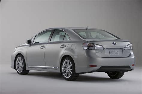 2010 Lexus Hs Hybrid 250h Premium  Lexus Colors