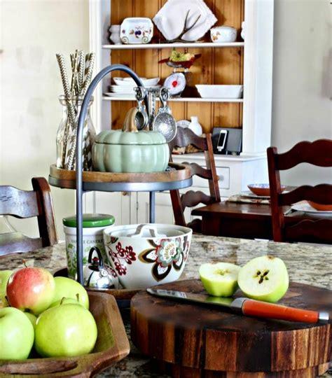 cuisine automne idée déco automne 24 propositions pour la cuisine