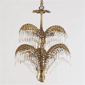 Vintage chandelier antique lighting and light