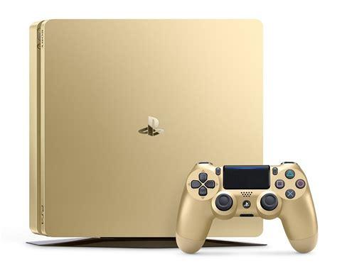 Playstation 4 Console Ebay by Playstation 4 Slim 1tb Gold Console 711719510048 Ebay
