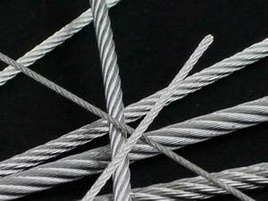 Stainless Steel Wire Rope Strength Chart High Strength Steel Aircraft Cable Steel Cable Wire Rope