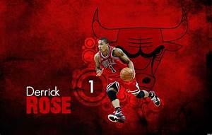 Derrick Rose Logo Wallpapers - Wallpaper Cave
