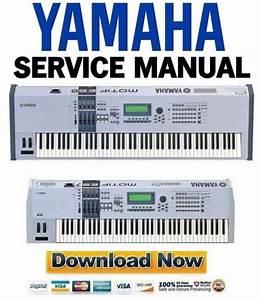 Yamaha Motif Es6   Es7   Es8 Service Manual  U0026 Repair Guide