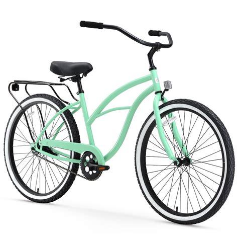 sixthreezero   block womens cruiser bike review