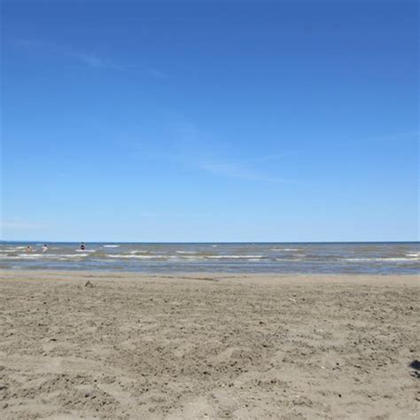 Less Crowded Beach #2  Picture Of Wasaga Beach Provincial