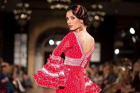 Los Mejores Peinados de Flamenca 2018 para la Feria de