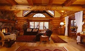 log cabin interior decorating log cabin interior log With interior decorating a log cabin