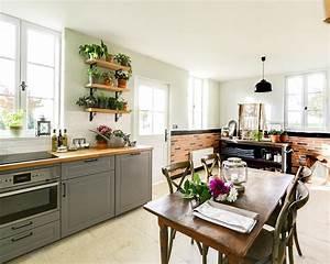 Cuisine D Ete : cuisine d t jardin d hiver cosy side ~ Melissatoandfro.com Idées de Décoration