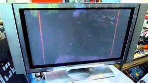 Plasma Tv Repair Update - Nec And 32 Inch Hitachi Donation