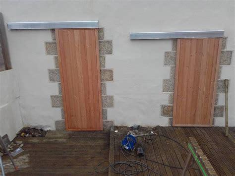 volet coulissant bois id 233 es de d 233 coration et de mobilier pour la conception de la maison