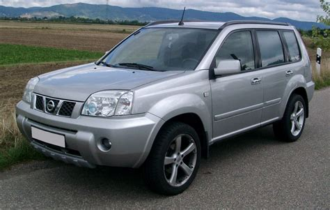 Nissan X Trail Photo by 2008 Nissan X Trail Photos Informations Articles