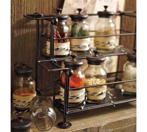 Pottery Barn Spice Rack by 1000 Images About Spice Rack On Wall Mount