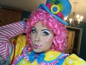 Easy Cute Clown Makeup Mugeek Vidalondon
