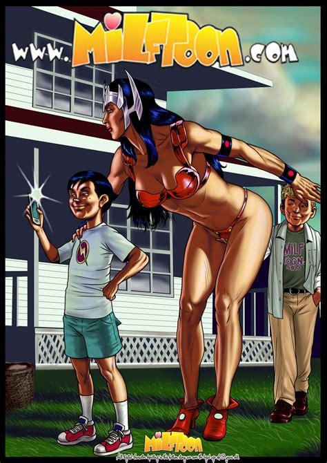 gender bender comics