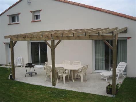 fabriquer sa pergola bois fabriquer tonnelle en bois id 233 es de d 233 coration et de mobilier pour la conception de la maison