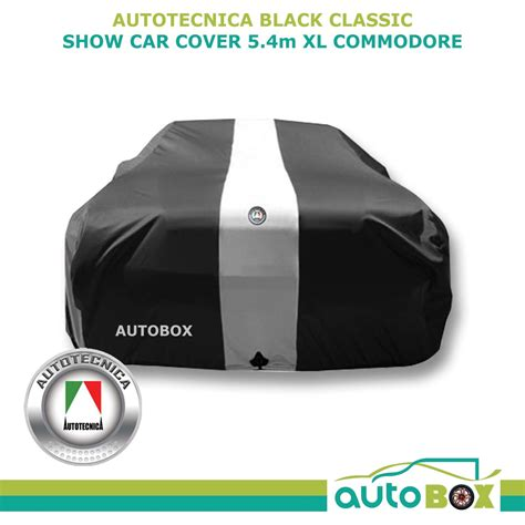 autotecnica  large washable black show car cover