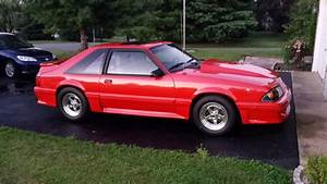 93 Mustang GT - YouTube