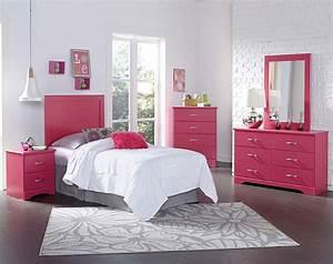 Pink, Children's Bedroom Furniture True Love Pink